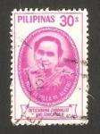 Stamps Philippines -  centº del nacimiento de rosa sevilla de alvero, periodista