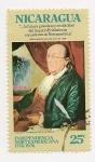 Stamps Nicaragua -  Independencia Norteamericana