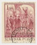 Sellos de Europa - Hungría -  150° Aniversario del Nacimiento del opera Sandor
