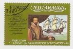 Sellos de America - Nicaragua -  Preludios y Causas de la Revolución Americana