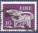 Sellos de Europa - Irlanda -  EIRE Animal 10 (2)