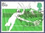 Sellos de Europa - Reino Unido -  UK Tennis 8,50