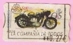 Sellos del Mundo : Europa : España : 90  Motos. Sanglas 1948