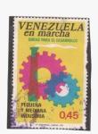 Sellos de America - Venezuela -  pequeña y mediana industria
