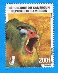 Stamps Africa - Cameroon -  Mandril