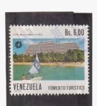Stamps Venezuela -  fomento turistico