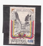 Stamps Venezuela -  sesquicentenario  to de puerto cabello