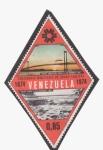 Sellos de America - Venezuela -  Centenario Ministerio de Obras Públicas