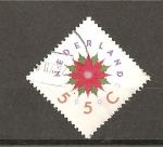 Stamps Netherlands -  Navidad - 92.