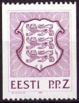 Stamps Europe - Estonia -  Escudo