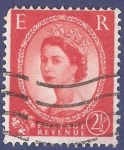 sellos de Europa - Reino Unido -  UK Postage Revenue ER 2,50