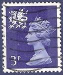 Sellos de Europa - Reino Unido -  UK QEII Gales 3