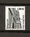 Sellos de Europa - Alemania -  Curiosidades Arquitectonicas