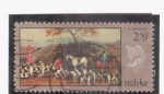 Stamps of the world : Poland :  T. Sutherland