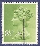 Sellos de Europa - Reino Unido -  UK QEII 8,50