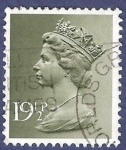 Sellos de Europa - Reino Unido -  UK QEII 19,50