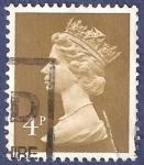 Sellos de Europa - Reino Unido -  UK QEII 4 (2)