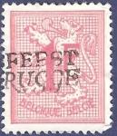 Sellos de Europa - Bélgica -  BEL Escudo 1 rojo