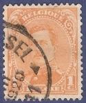 Sellos de Europa - Bélgica -  BEL Alberto I 1c