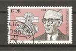 Sellos de Europa - Alemania -  Theodor Brugcsch.