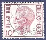 Stamps Belgium -  BEL Balduino I 10 /b