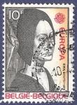 Stamps Belgium -  BÉLGICA Dirk Bouts CEPT 10