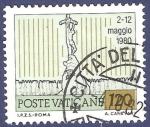 Stamps Vatican City -  VAT JPII 120