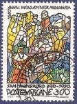 Sellos de Europa - Vaticano -  VAT S. Wilibrord 300