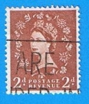 Sellos de Europa - Reino Unido -  Elizabel