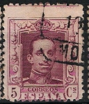 Stamps : Europe : Spain :  311 Alfonso XIII  (2)