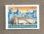 Sellos de Europa - Francia -  Exposición Universal de Shanghai