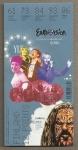 Stamps Finland -  Finlandia vencedora eurovisión 2006