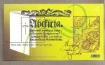 Stamps Finland -  Mikael Agricola, unificador idioma finés