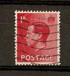 Stamps United Kingdom -  Eduardo VIII