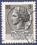 Stamps Italy -  ITA Básica 5