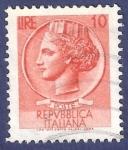Stamps Italy -  ITA Básica 10