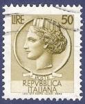 Stamps Italy -  ITA Básica 50