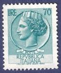 Stamps Italy -  ITA Básica 70