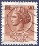 Stamps Italy -  ITA Básica 90
