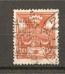 Sellos de Europa - Checoslovaquia -  Serie Basica.
