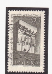 Stamps Poland -  owcow