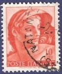 Sellos de Europa - Italia -  ITA Sistina 10