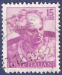 Sellos de Europa - Italia -  ITA Sistina 15 (1)