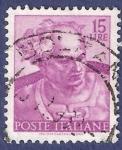 Sellos de Europa - Italia -  ITA Sistina 15 (2)
