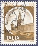 Stamps Italy -  ITA Castello 10