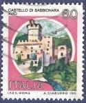 Stamps Italy -  ITA Castello 60