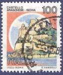 Stamps Italy -  ITA Castello 100 (1)
