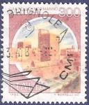 Stamps Italy -  ITA Castello 300 (2)