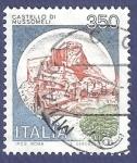 Sellos de Europa - Italia -  ITA Castello 350