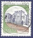 Stamps Italy -  ITA Castello 400 (1)